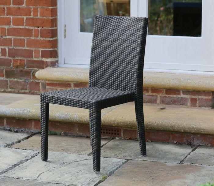 Alexandra Wicker Chair
