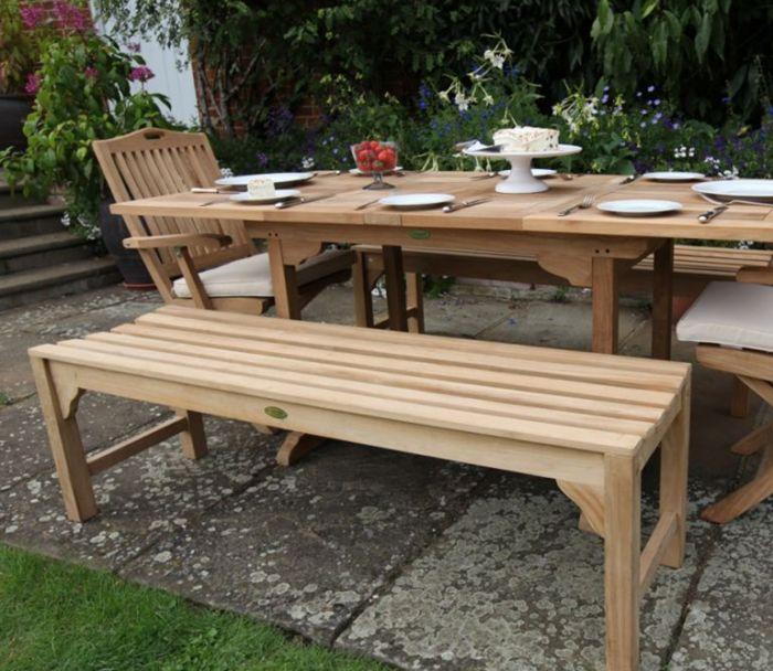 Burnham Garden Bench 150cm