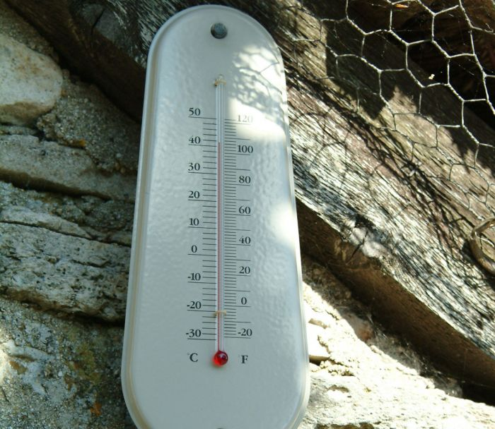 Giverny Thermometer