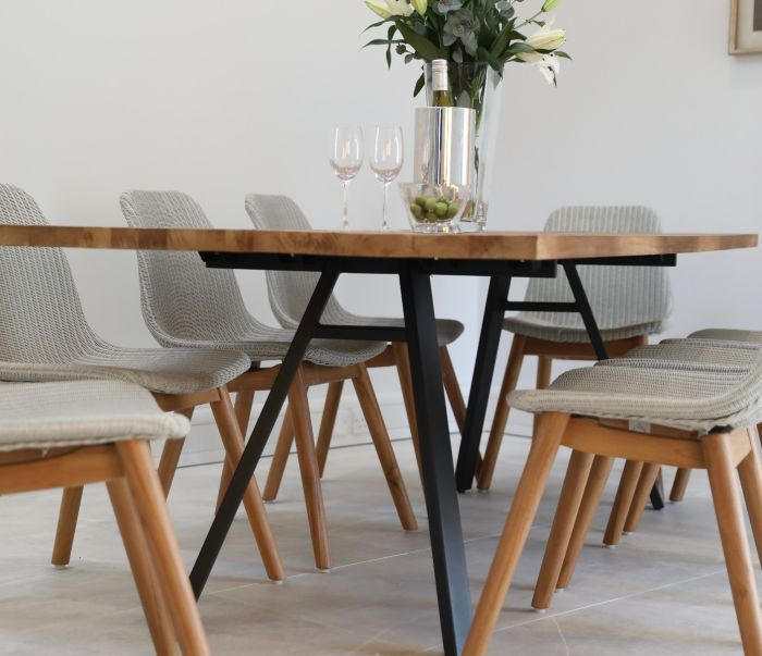 Pablo Indoor Dining Table 220cm