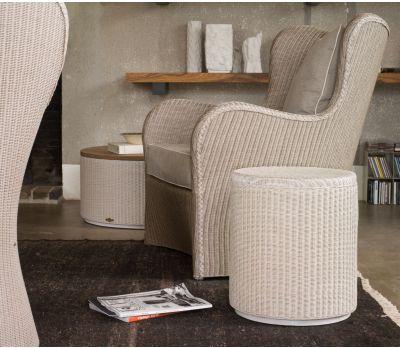 Lloyd Loom Lounge Butterfly Armchair