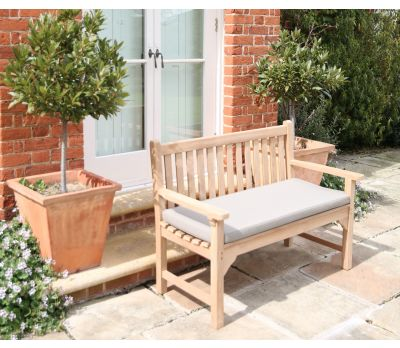 Country Garden Bench Cushion