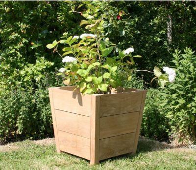 Chelsea Teak Garden Planter