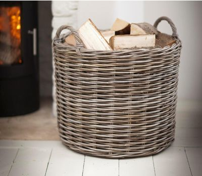 Giant Log basket