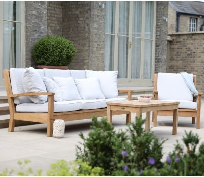 Three Seater Garden Sofa