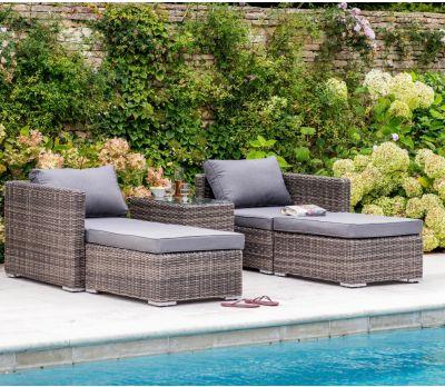 Garden Trading Selborne Double Lounge Set