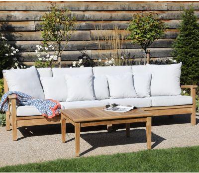 Classic Four Seater Sofa