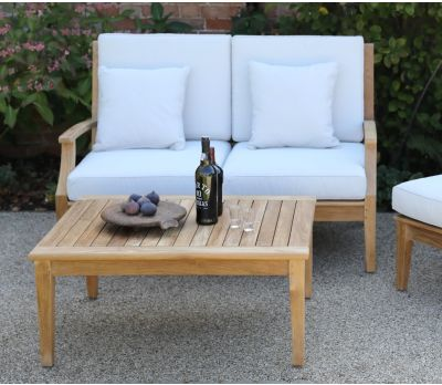 Provence Vintage Two-Seater Sofa