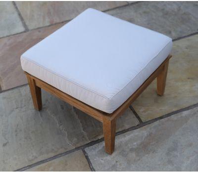 Provence Vintage Footstool/Ottoman