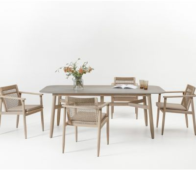 David Ceramic Dining Table 210/280cm