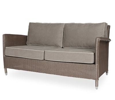 Cordoba Lloyd Loom Sofa, Two-Seater