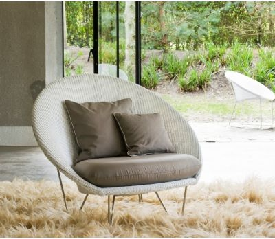 Joe Lloyd Loom Cocoon Lounge Chair