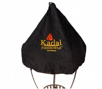 Kadai Fire Bowl Canvas Cover with Pole