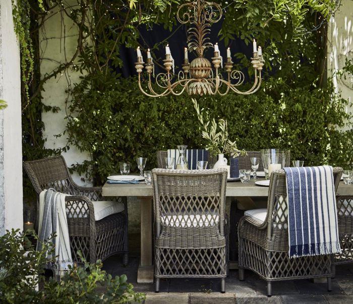 Neptune Harrington Dining Armchair