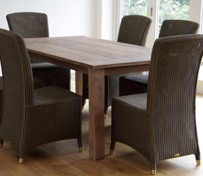 Tuscan Rustic Dining Table 180cm (INDOOR)