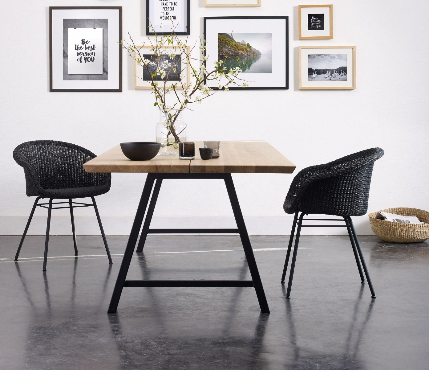 Rectangle Dining Table for 6 | Jo Alexander