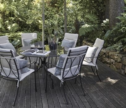 Neptune Boscombe Table - 6-Seater 130cm