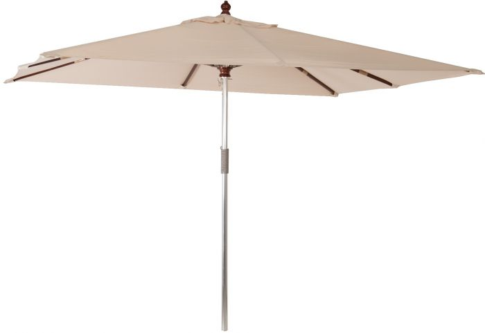 Large Cream Garden Parasol