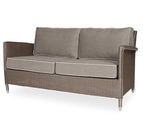Lloyd Loom Sofa, Two Seater
