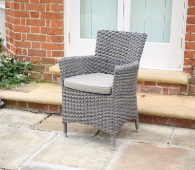 Florence Wicker Armchair