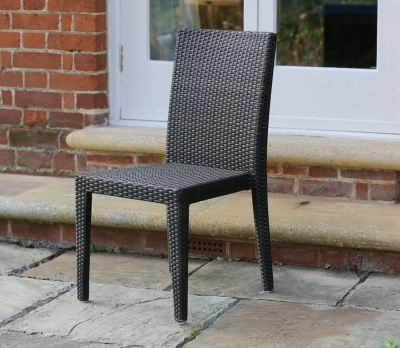 Alexandra Wicker Chair