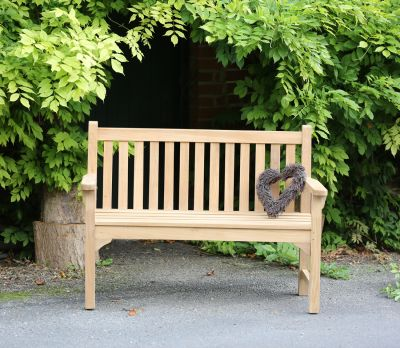 Country Garden Bench 120cm