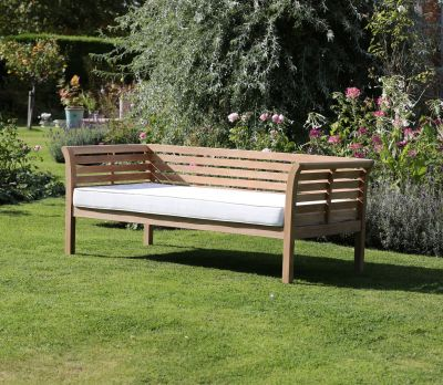 Albony Teak Day Bed - Large