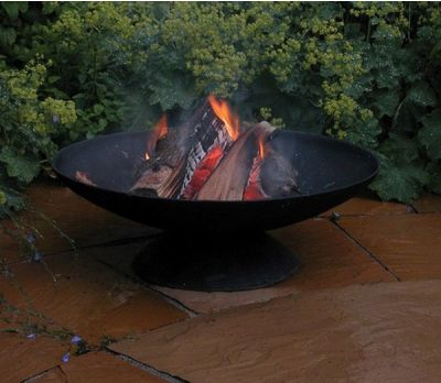 Cast Iron Firebowl