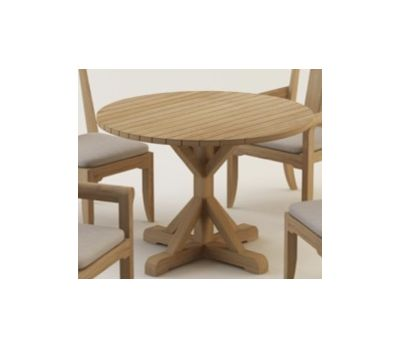 Lucca Vintage Round Table 120 cm