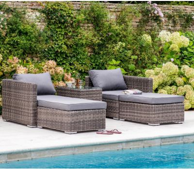 Garden Trading Selbourne Double Lounge Set