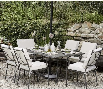 Neptune Monaco Six-Seater Table Set