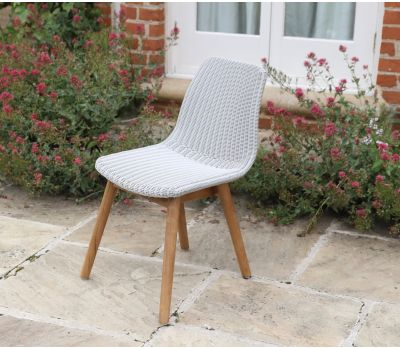 Clover Wicker Dining Chair