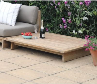Estel Reclaimed Teak Coffee Table