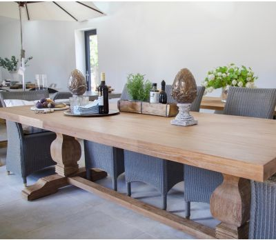 Camille Indoor Dining Table 250cm