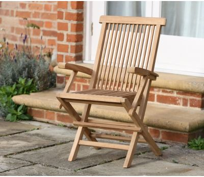 Sussex Folding Armchair