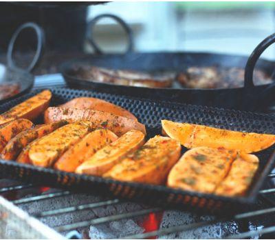 Set of 3 grills