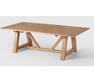Trento Reclaimed Teak Table 250cm