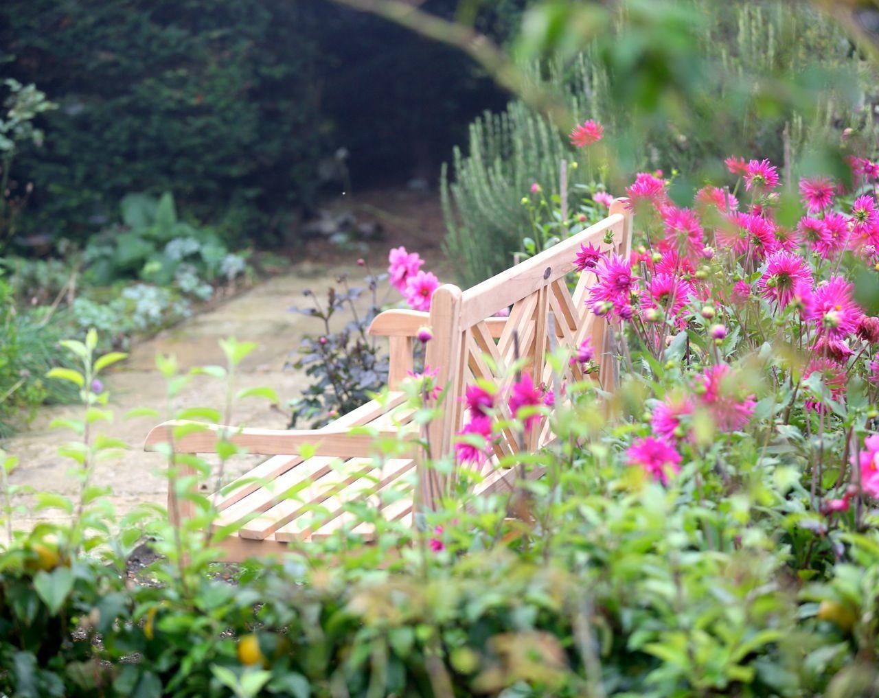 Darcy Garden Bench Jo Alexander