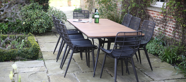 Richmond table 200cm garden furniture for Outdoor furniture richmond va