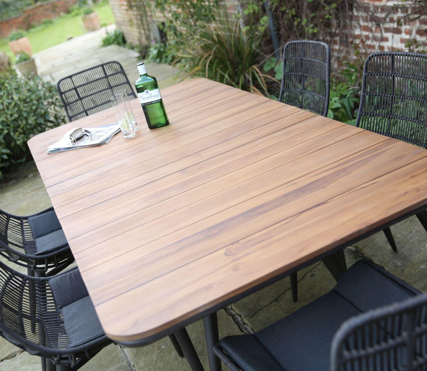 Richmond table 200cm garden furniture for Outdoor furniture richmond