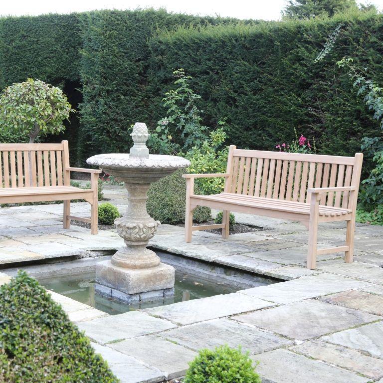 Country Garden Bench 150cm