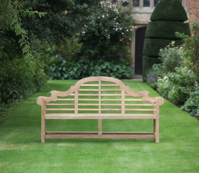 Lutyens Garden Bench 196cm