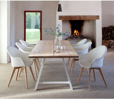 Albert Rectangle Dining Table (A-Frame)
