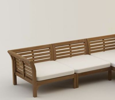 Modular Sections (for Teak Day Bed)