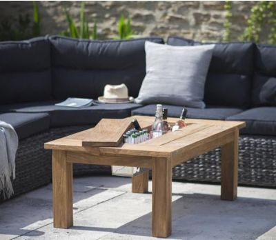Garden Trading Reclaimed St Mawes Drinks Coffee Table