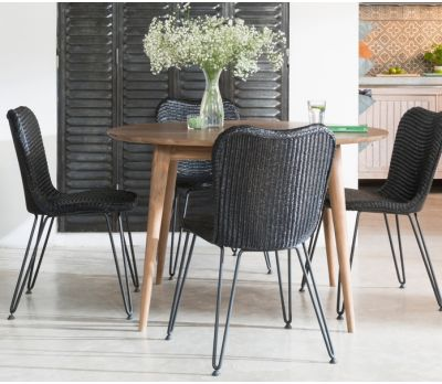 Christy Lloyd Loom Dining Chair
