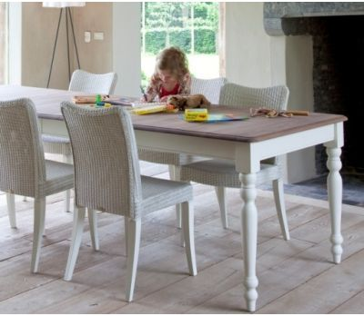 Versailles Rectangle Extending Dining Table 280cm