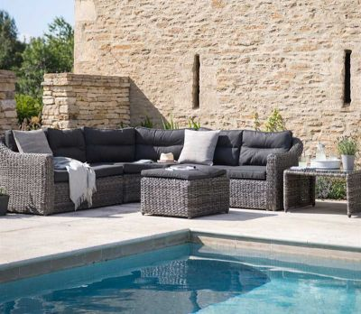 Garden Trading Lodsworth Corner Sofa Set