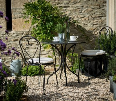 Provence 2-seater table set