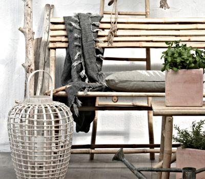 Mandisa Bamboo Bench